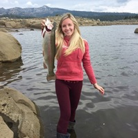 Union Valley Reservoir Fishing Report 09/18/2017