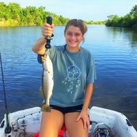 Bessie Heights Marsh Fishing Report 08/15/2016