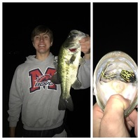 McKinney ponds Fishing Report 04/26/2017
