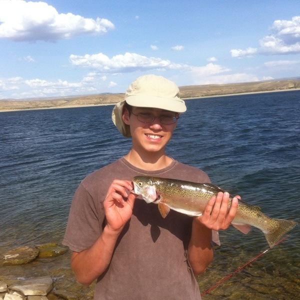 Grayrocks reservoir fishing report for Lafayette reservoir fishing report