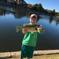 Frisco Ponds Fishing Report 03/28/2017