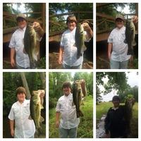 West Lakes Fishing Club Fishing Report 06/19/2015