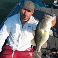 Lake Waxahachie Fishing Report 05/21/2013