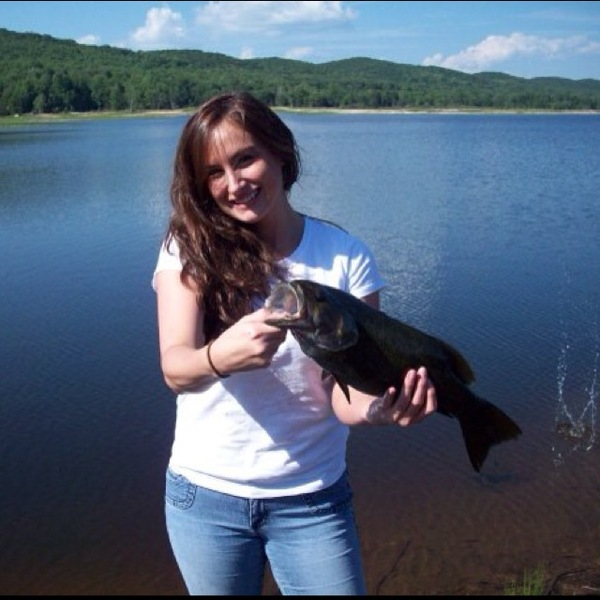 Laurel bed lake fishing reports fishingscout mobile app for Fishing report va