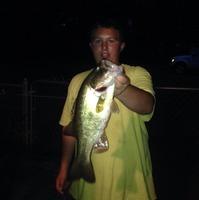 Bessie Heights Marsh Fishing Report 05/13/2015