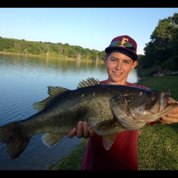 Fairfield Ponds Fishing Report 04/28/2013