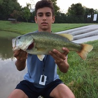 Pearland Ponds Fishing Report 08/10/2017