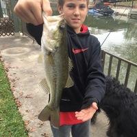 Lake McQueeney Fishing Report 03/12/2016