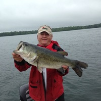 Kurth Lake Fishing Report 07/09/2013
