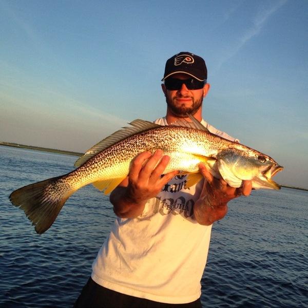 Bite alert mullica river nj fishingscout for Fishing report nj