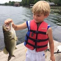 Lake Athens Fishing Report 06/01/2017