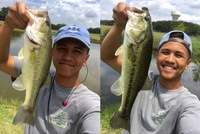 Keller ponds Fishing Report 06/07/2017