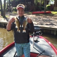 Lake Cypress Springs Fishing Report 04/03/2016