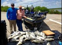 O.H. Ivie Lake Fishing Report 04/21/2016
