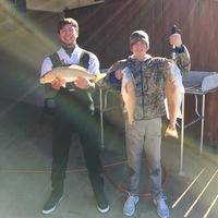 Port O'Connor  Fishing Report 11/20/2016