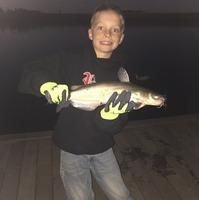 Old Settler's Lake Fishing Report 03/13/2015
