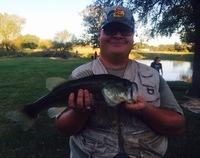 Squaw Creek Reservoir Fishing Report 10/30/2016