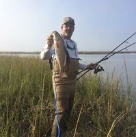 Greens Bayou Fishing Report 11/08/2015