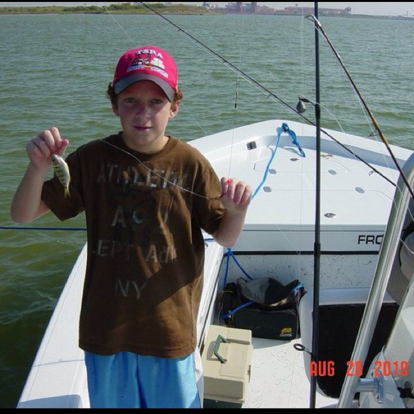 Other saltwater matagorda bay tx fishingscout for Matagorda fishing guides