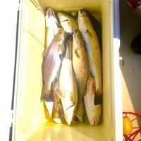 San Luis Pass Fishing Report 05/09/2016