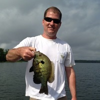 Kurth Lake Fishing Report 05/01/2013