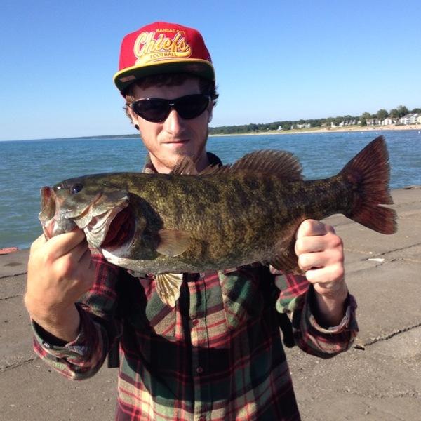 Lake Michigan Fishing Report 08/14/2013