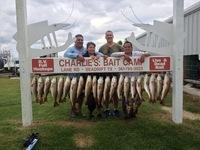 San Antonio Bay Fishing Report 11/28/2014