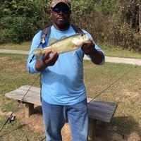Windmill Lakes Fishing Report 12/27/2016