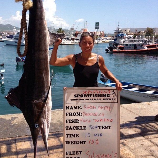 Offshore - Pacific Fishing Report 09/03/2013