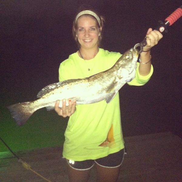 Brazos River Fishing Report 08/11/2013