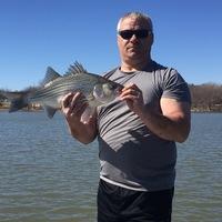 Benbrook Ponds Fishing Report 04/15/2016