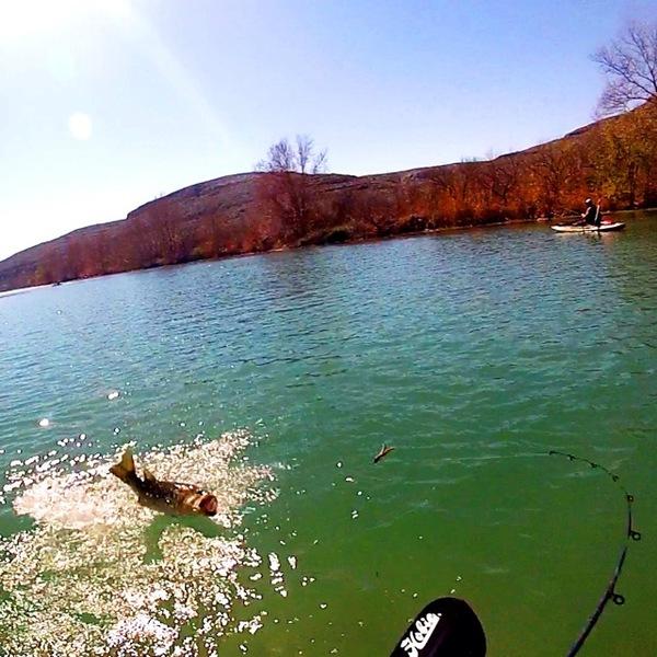 Devil's River Fishing Report 03/12/2014