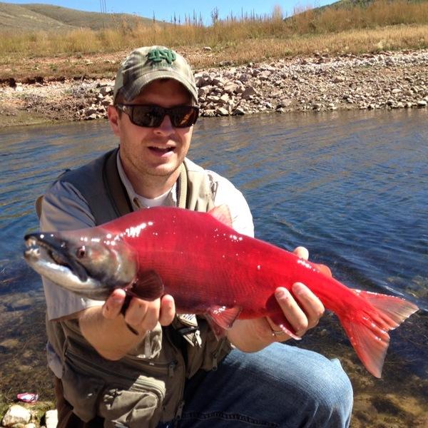 Strawberry Reservoir Fishing Report 09/21/2013