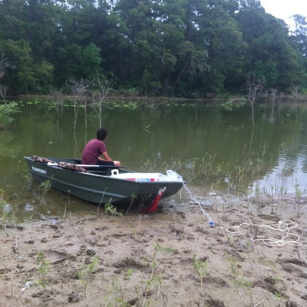 Channel catfish lake houston tx fishingscout for Places to fish in houston