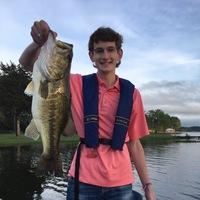 Lake Tyler Fishing Report 04/30/2017