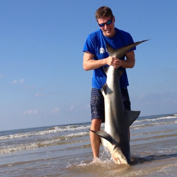 Bolivar Peninsula Fishing Report 08/31/2013