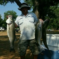 Red River Fishing Report 07/07/2015