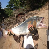 Orinoco River Fishing Report 01/06/2015