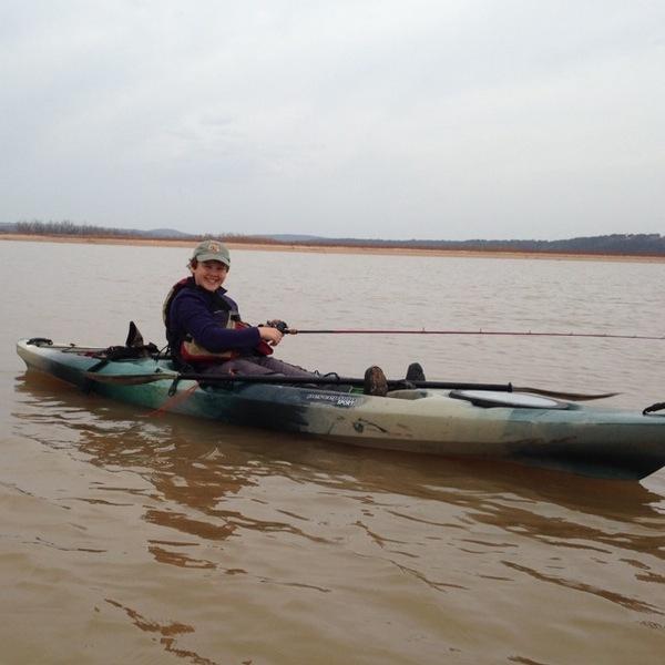Possum Kingdom Lake Fishing Report 03/17/2014