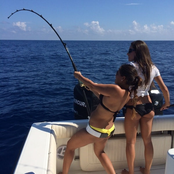 Marathon fishing reports fishingscout mobile app for Marathon fishing report