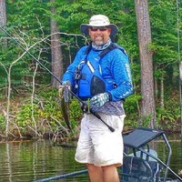 Lake Naconiche Fishing Report 07/12/2015