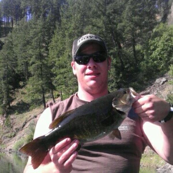 Franklin d roosevelt lake fishing reports fishingscout for Fishing report washington