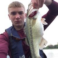 Seabrook Ponds Fishing Report 04/12/2016