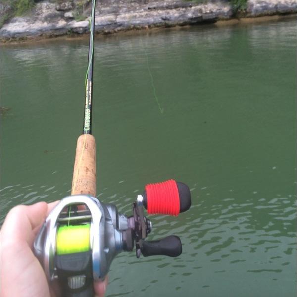 Largemouth bass clear creek tx fishingscout for Clear creek fishing report
