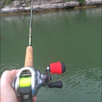 Clear Creek Fishing Report 08/16/2014