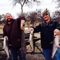 Lake Bonham Fishing Report 12/07/2014