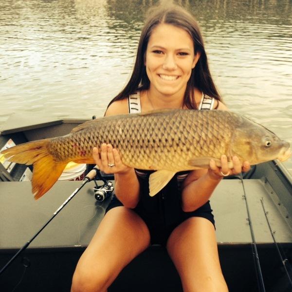 Lewisville Lake Fishing Report 08/05/2014