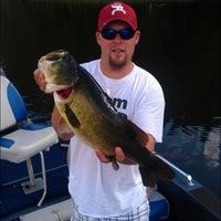 Lake Pinkston Fishing Report 07/21/2013