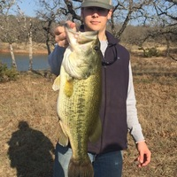 Weatherford Ponds Fishing Report 04/17/2017