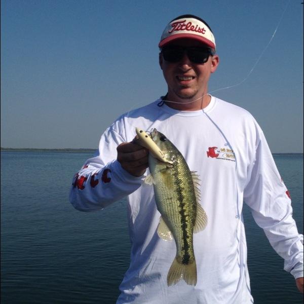 Spotted bass lake ray roberts tx fishingscout for Lake ray roberts fishing report